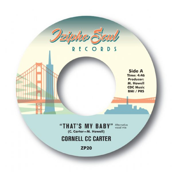 CORNELL CC CARTER – THAT'S MY BABY / MAYBE